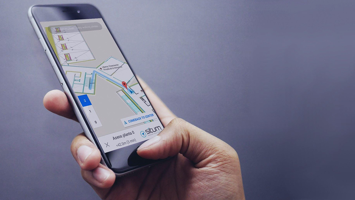 Situm Technologies: The Google Maps for indoors, where GPS fails