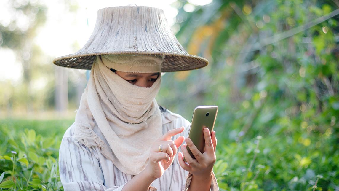 Yudha Kartohadiprodjo wants to empower Indonesian farmers
