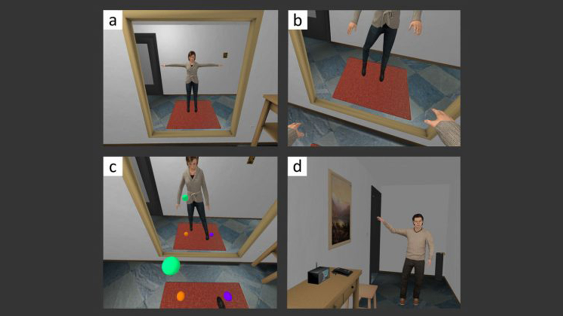 Virtual Bodyworks: VR psychotherapy to reduce crime and health issues