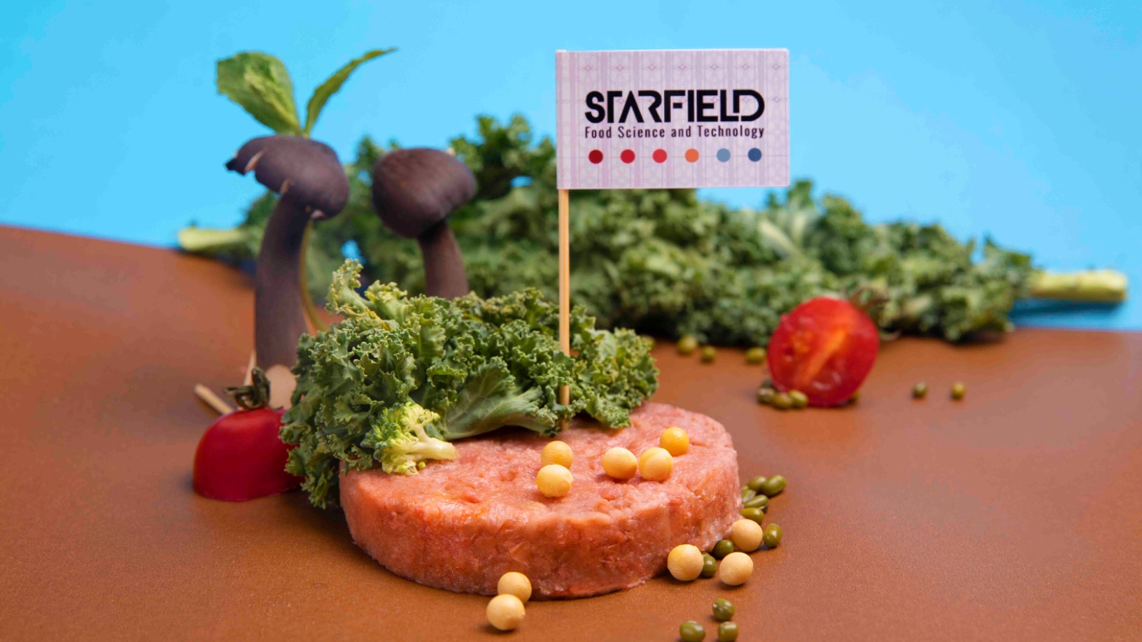 Starfield: Aiming to diversify Chinese consumers' food options with tasty and affordable plant-based meat