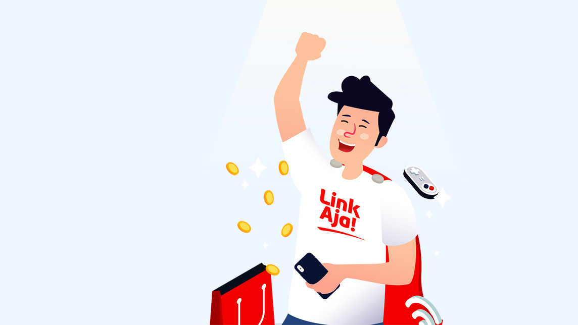 Indonesian state enterprises launch e-wallet LinkAja, competing with Go-Pay and OVO