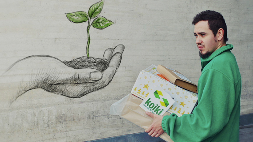 Koiki: Delivering social advancement, one parcel at a time