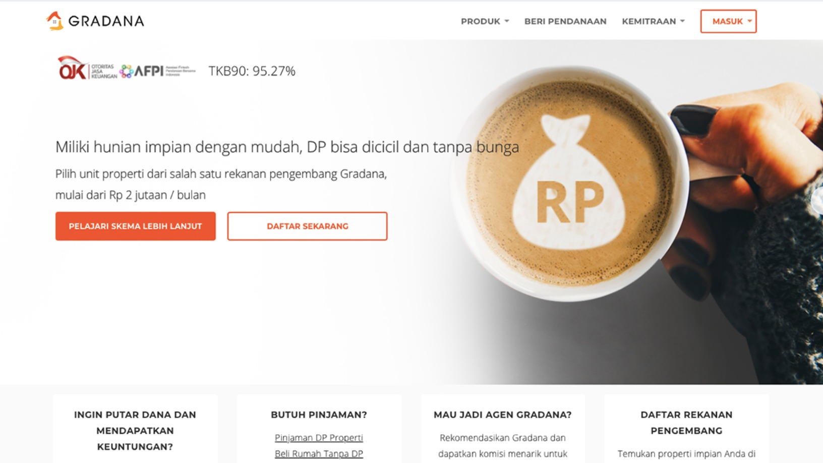 Gradana: P2P lending for more accessible home ownership in Indonesia