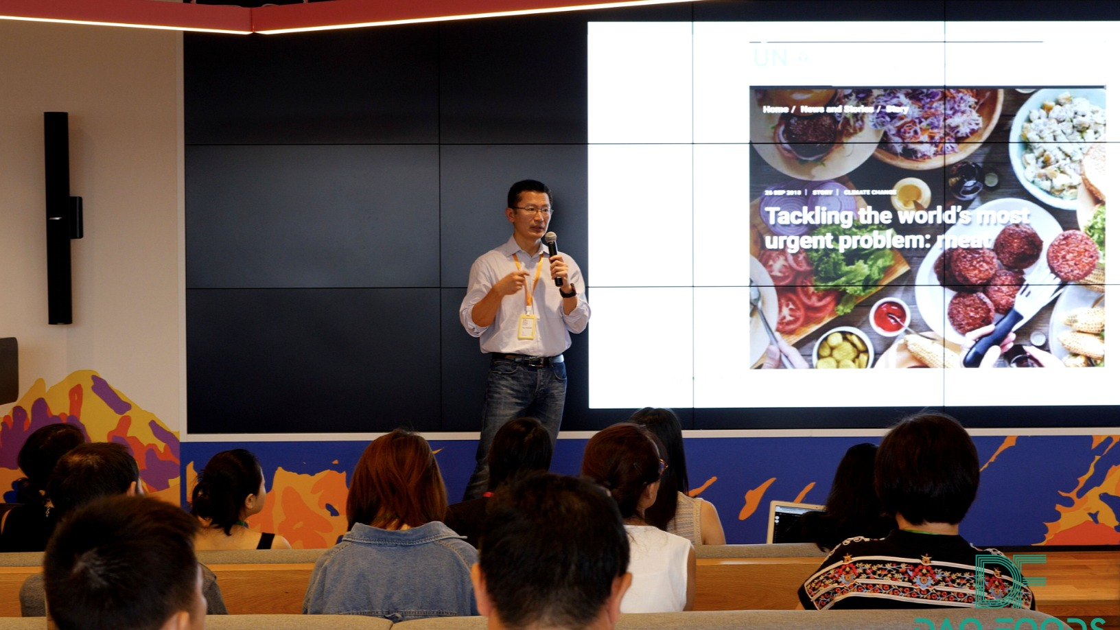 Dao Foods: Grooming and betting on China's rising alternative protein startups
