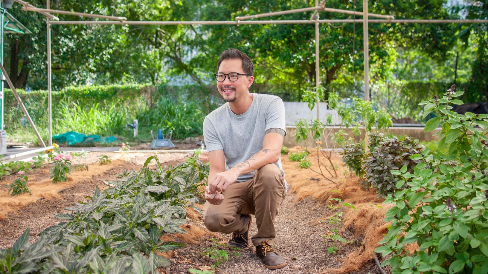 Turning Singapore into an Edible Garden City