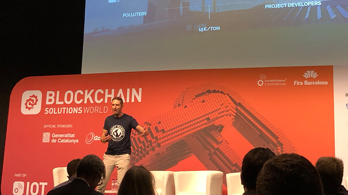 ClimateTrade: Using blockchain to spur climate change action that can make a difference