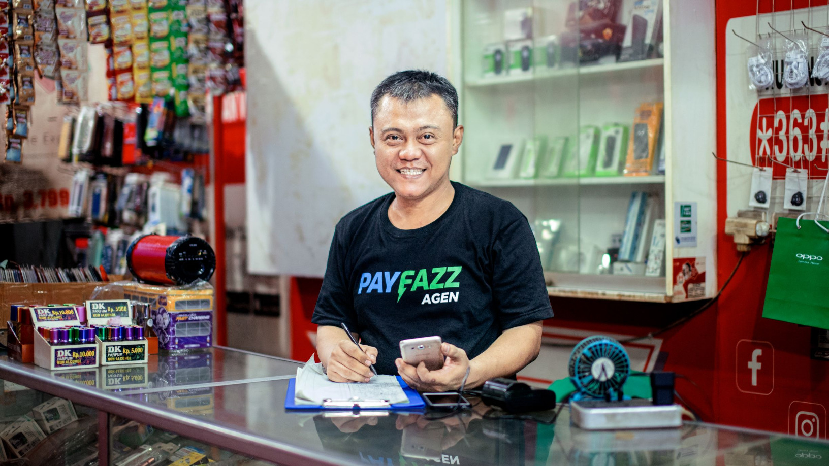 Payfazz aims to be Indonesia's first on-demand financial services company