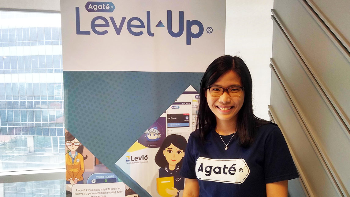 Agate learns it's not all about the games – it's about the fun