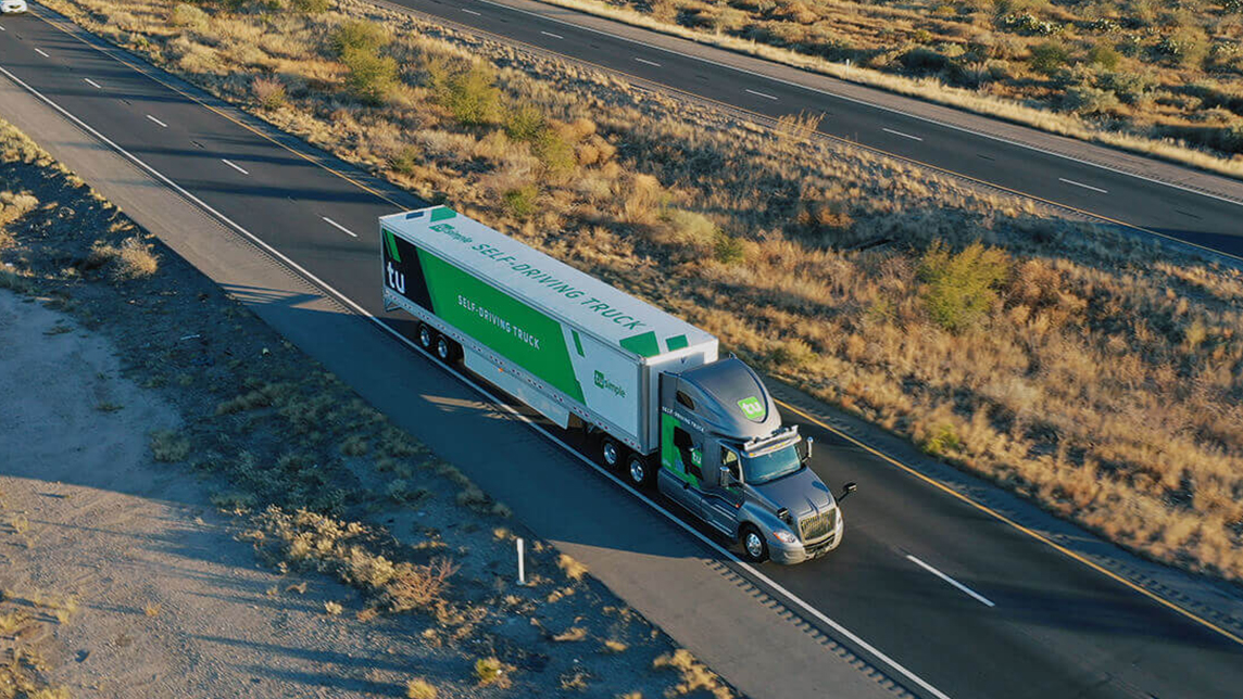 TuSimple: When robo-trucks meet the road