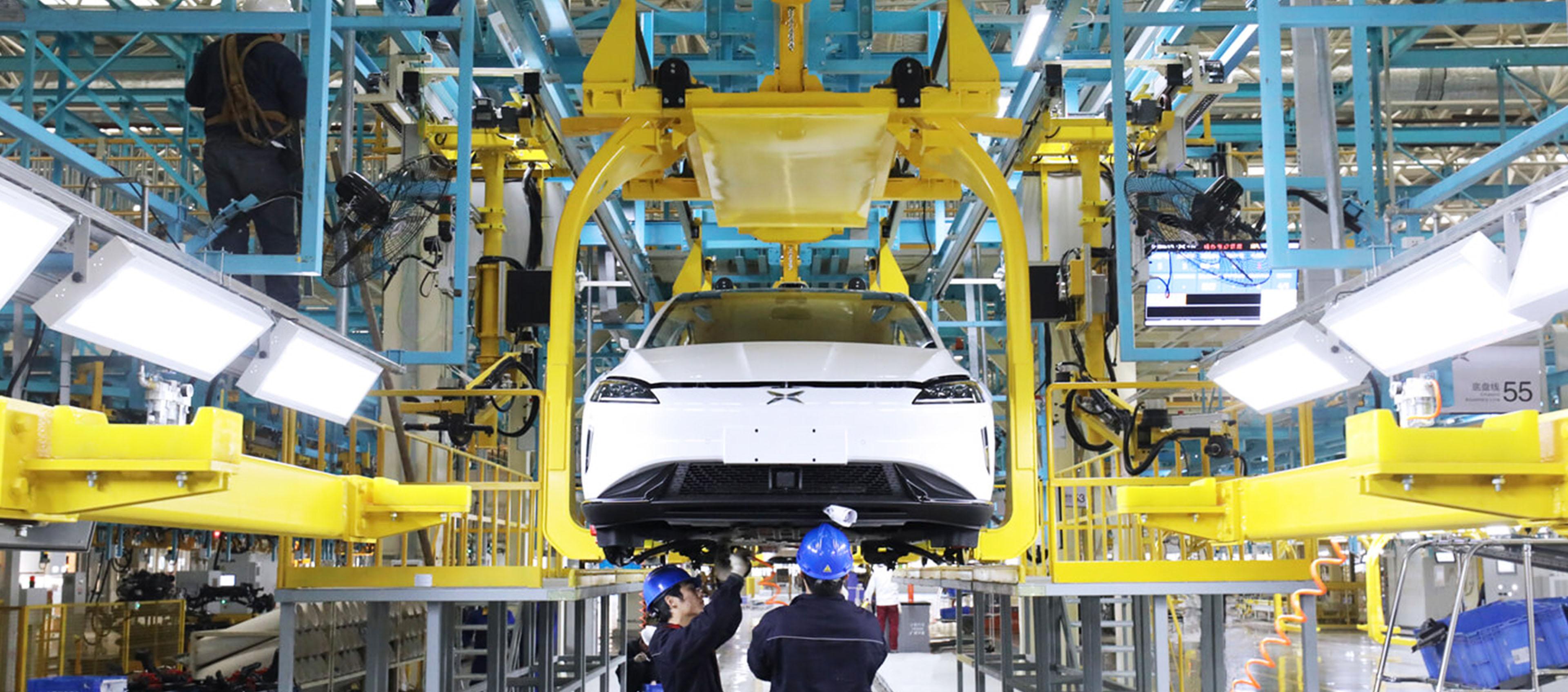 Chinese EV startups feel the heat as Tesla slashes prices, market subsidies ending