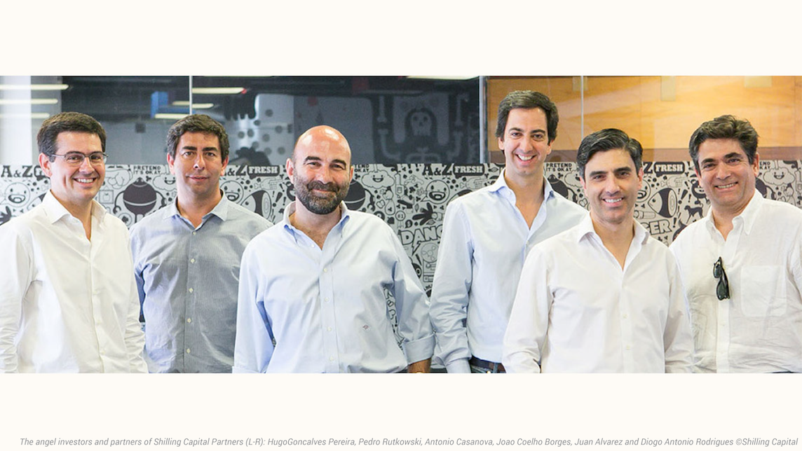 Shilling Capital Partners: Growing Portuguese tech businesses from seed