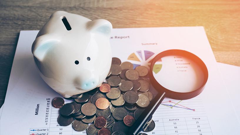 Coinscrap: Digital piggy banks for millennials