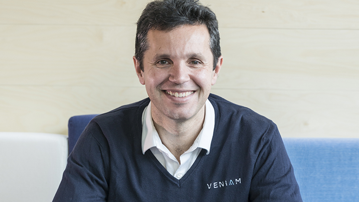 """Founder and CEO João Barros on Veniam's early days, being an """"accidental entrepreneur,"""" and the challenges going forward"""