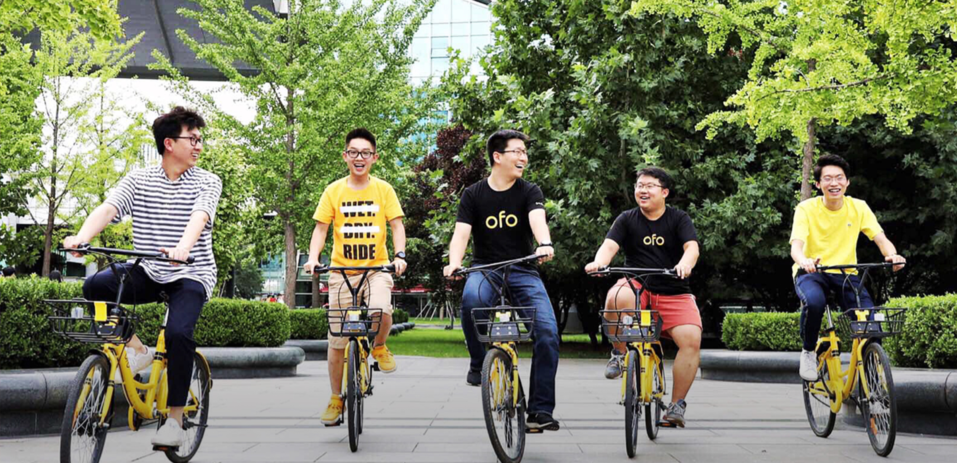 Dai Wei and his Ofo: Fighting till the last act?