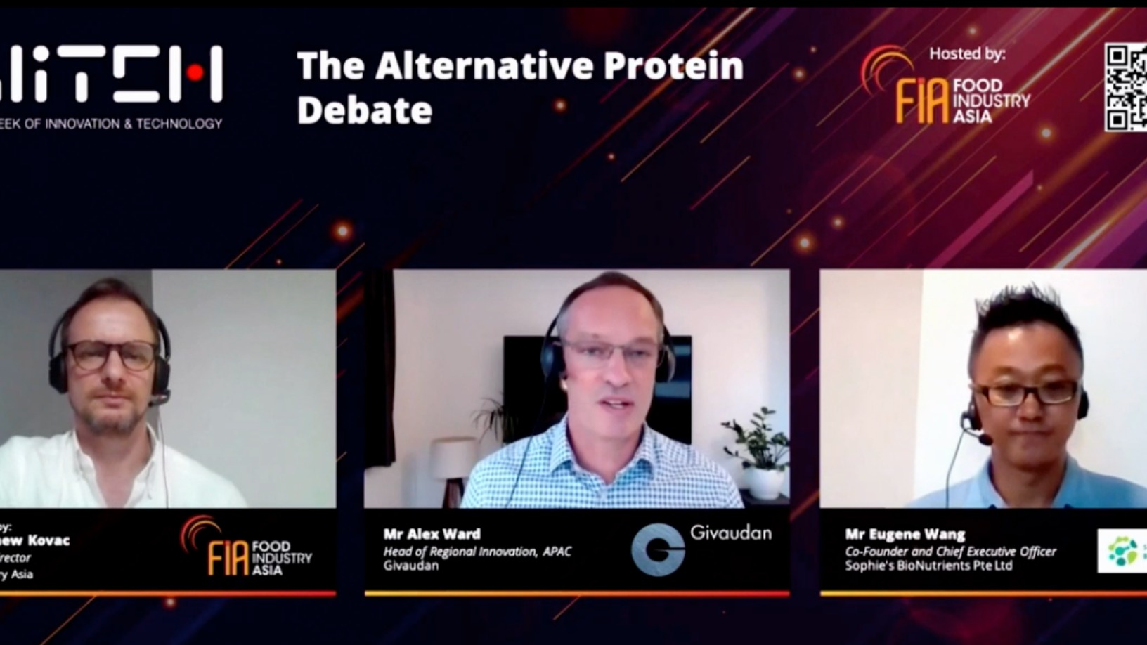 SWITCH Singapore:  Alternative protein sure to take off in Asia, with Singapore as innovation hotbed