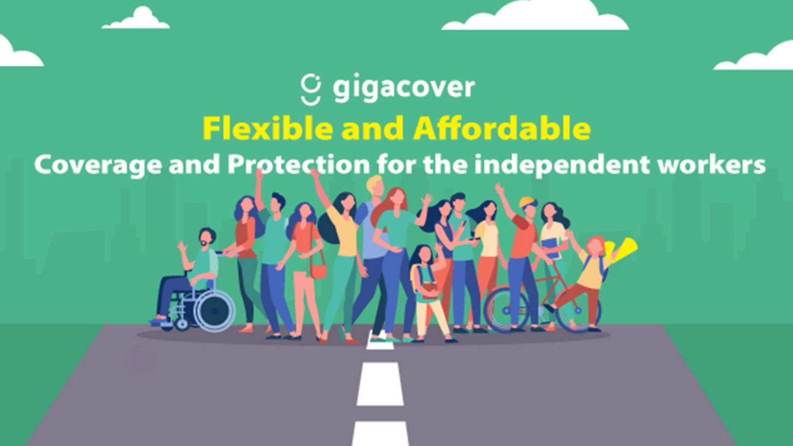 Gigacover: Providing a financial safety net for gig workers