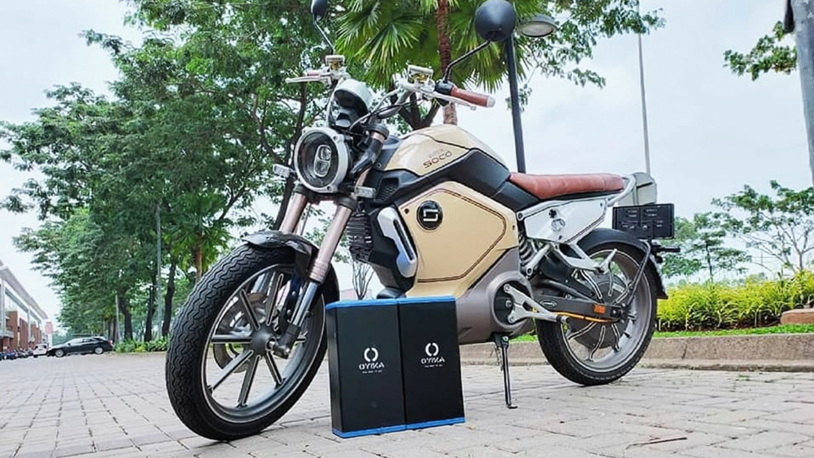 Oyika wants to help 30,000 Indonesian riders switch to electric motorcycles