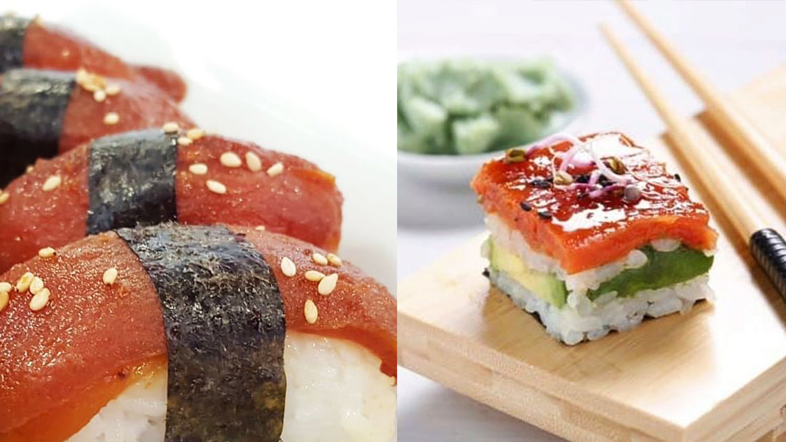 Vegan fish substitute Mimic Seafood set to disrupt the sustainable food market