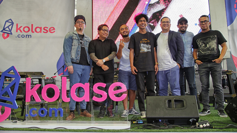 Kolase: Crowdfunding platform for Indonesian musicians