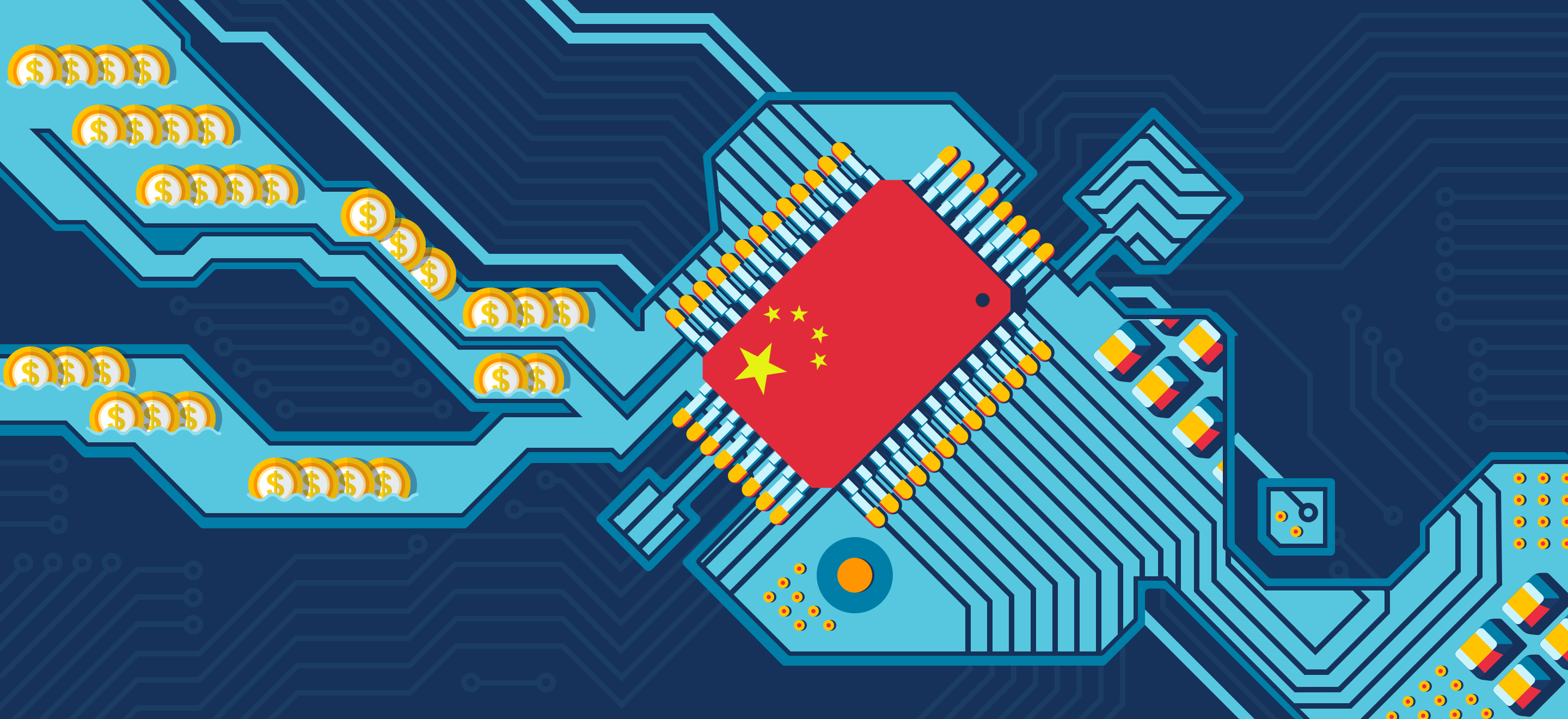 Chinese startups join the race to address chip shortage amid funding boom