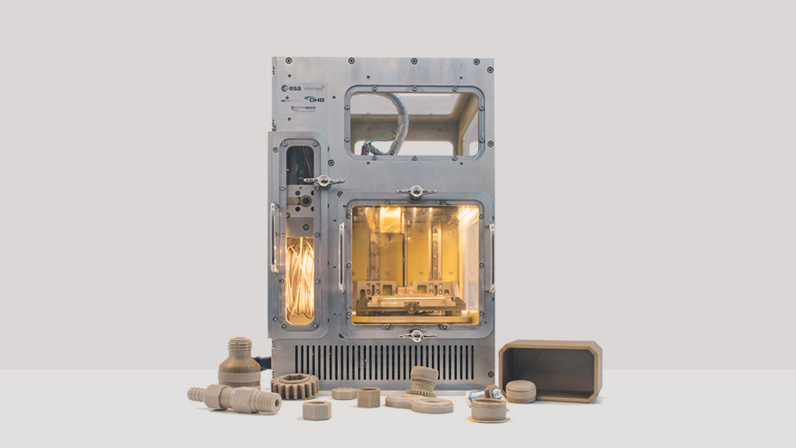 BEEVERYCREATIVE: Taking 3D printing from classrooms into Outer Space