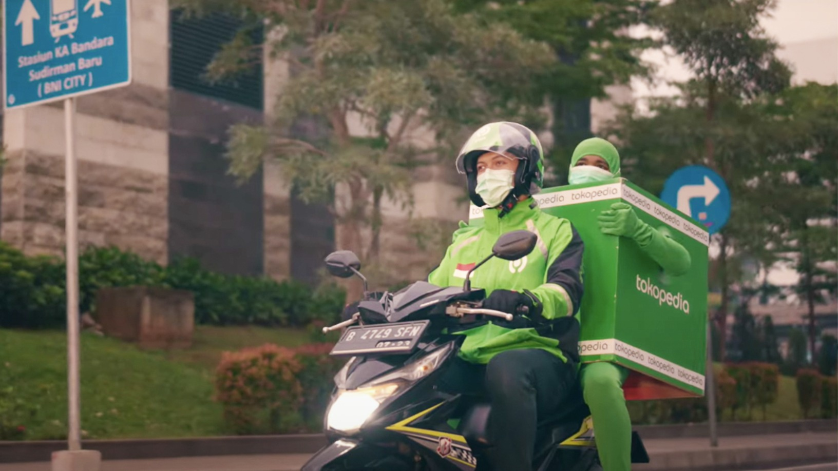 Gojek and Tokopedia merge to form GoTo