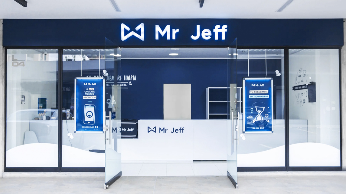From laundry to beauty salons: Mr Jeff's exponential franchising growth