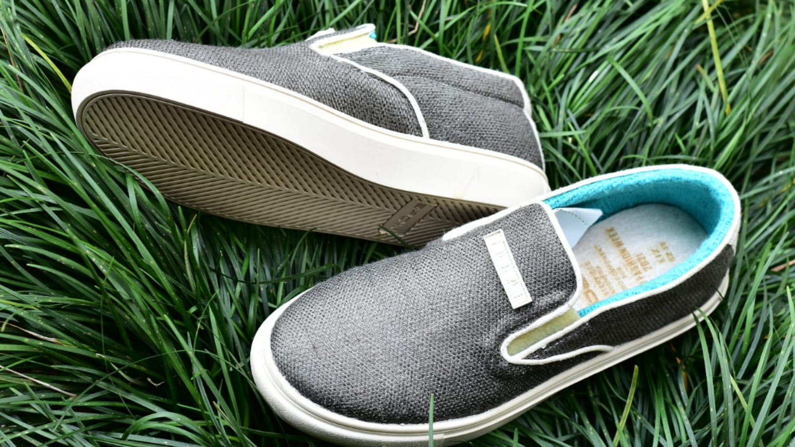 Node: Fighting deforestation with fashionable footwear from agricultural waste