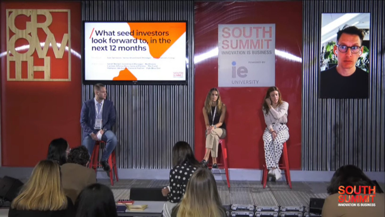 South Summit 2021: European seed investment is booming post-Covid