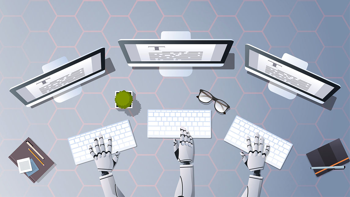 Get.AI: Using artificial intelligence to help humans write more efficiently