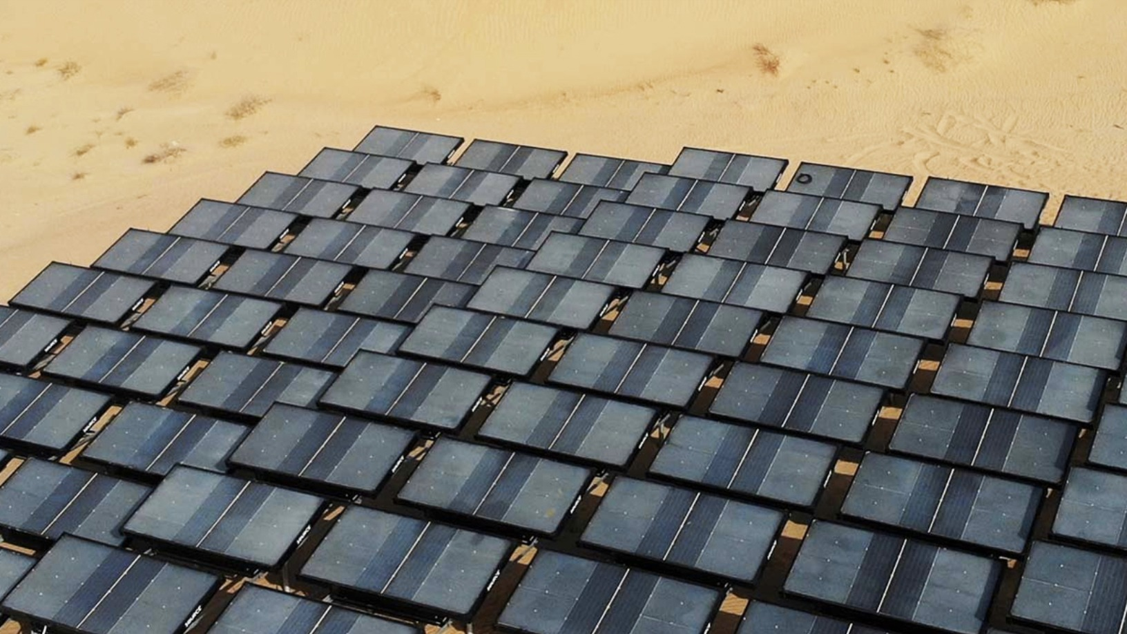 SOURCE Global's solar-run panels turn air into drinking water