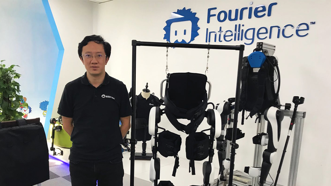 Fourier Intelligence: Quality rehabilitation robots at affordable prices