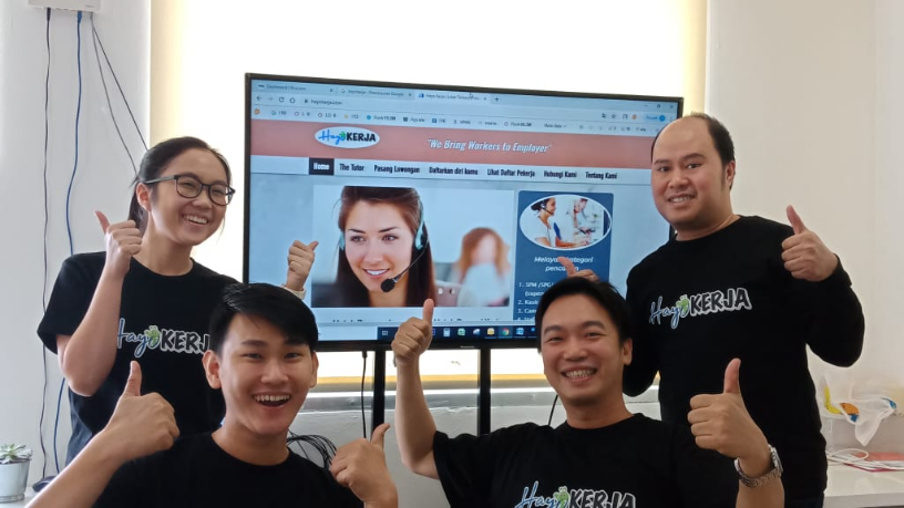 From Tekapedia to HayoKerja: How failure led to a less exciting business model – and success