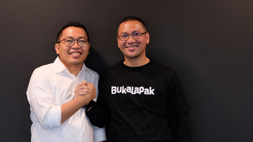 Bukalapak CEO Achmad Zaky steps down, ex-banker Rachmat Kaimuddin to take over