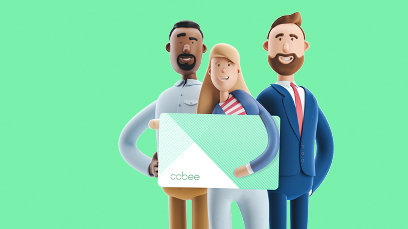 Cobee: On-demand staff payroll and benefits in an app and card
