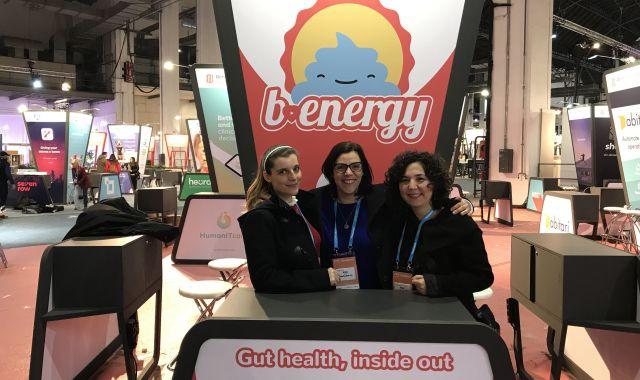 Benergy: A new app to track gut health with smart data