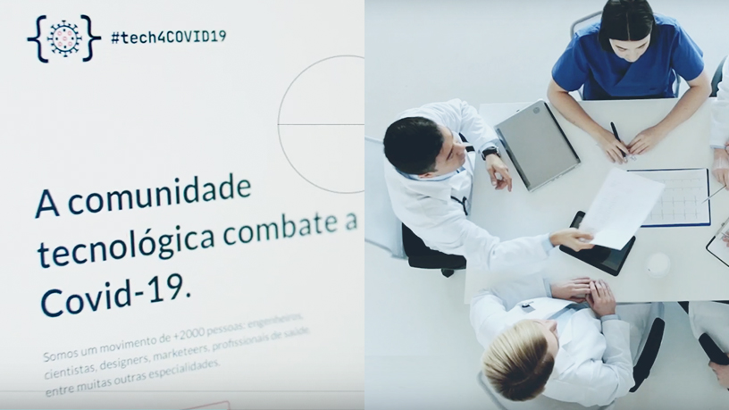 Coronavirus: Portuguese startups pitch in as nation battles pandemic