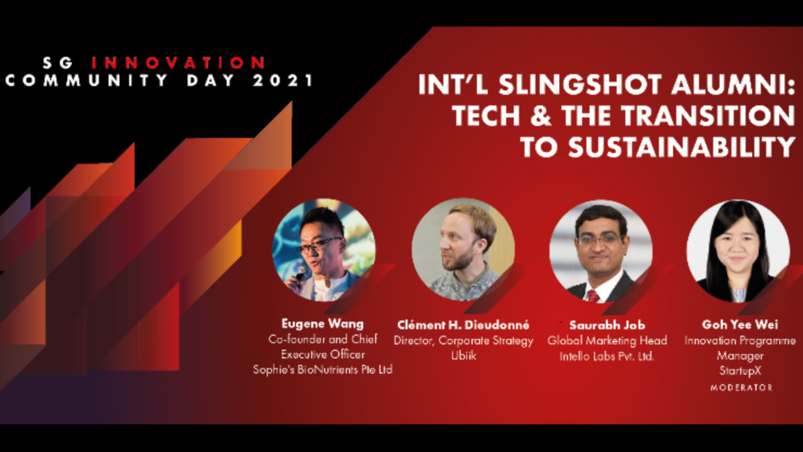 SWITCH Singapore: Sustainability startups see growing demand from corporates