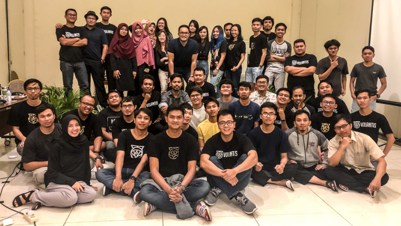 """Volantis Technology: Guiding Indonesian enterprises into """"Industry 4.0"""" with end-to-end AI platform"""