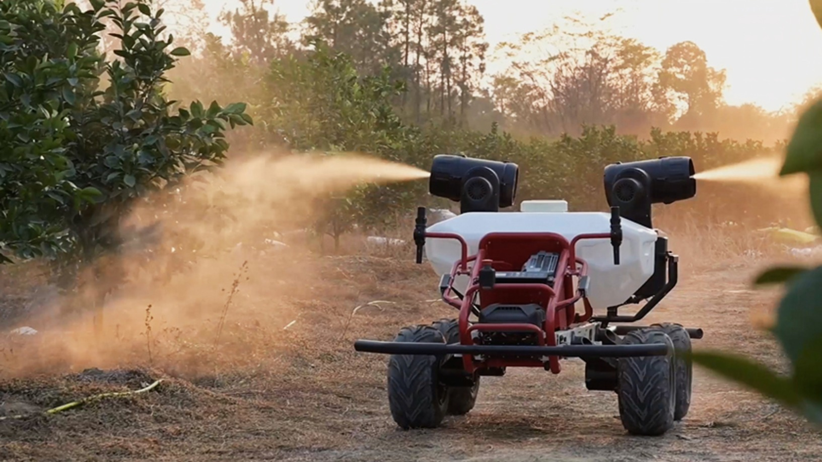With recent funding of $182m, drone maker XAG is set to make its mark as agritech leader