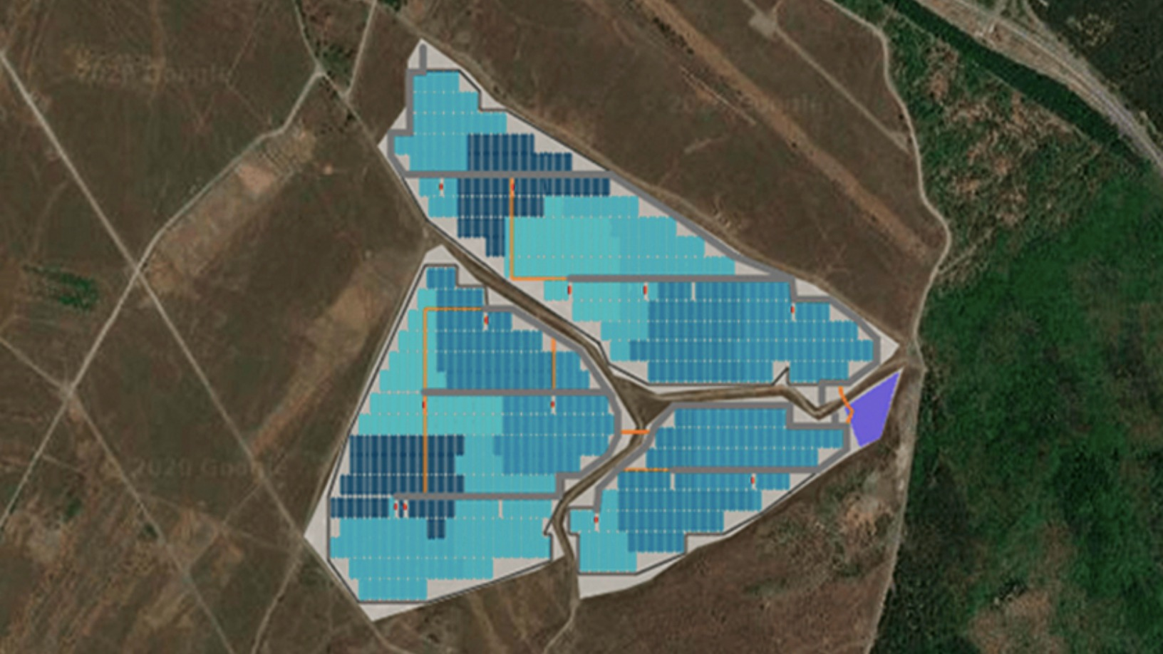 RatedPower: Creating solar power plant designs in minutes