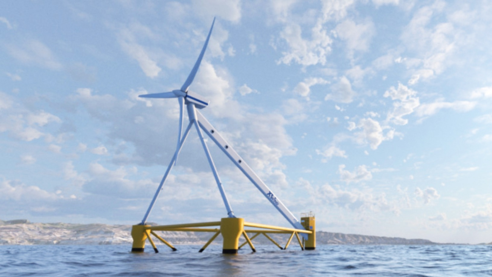 X1 Wind's PivotBuoy: Innovative floating platform to help scale offshore wind energy