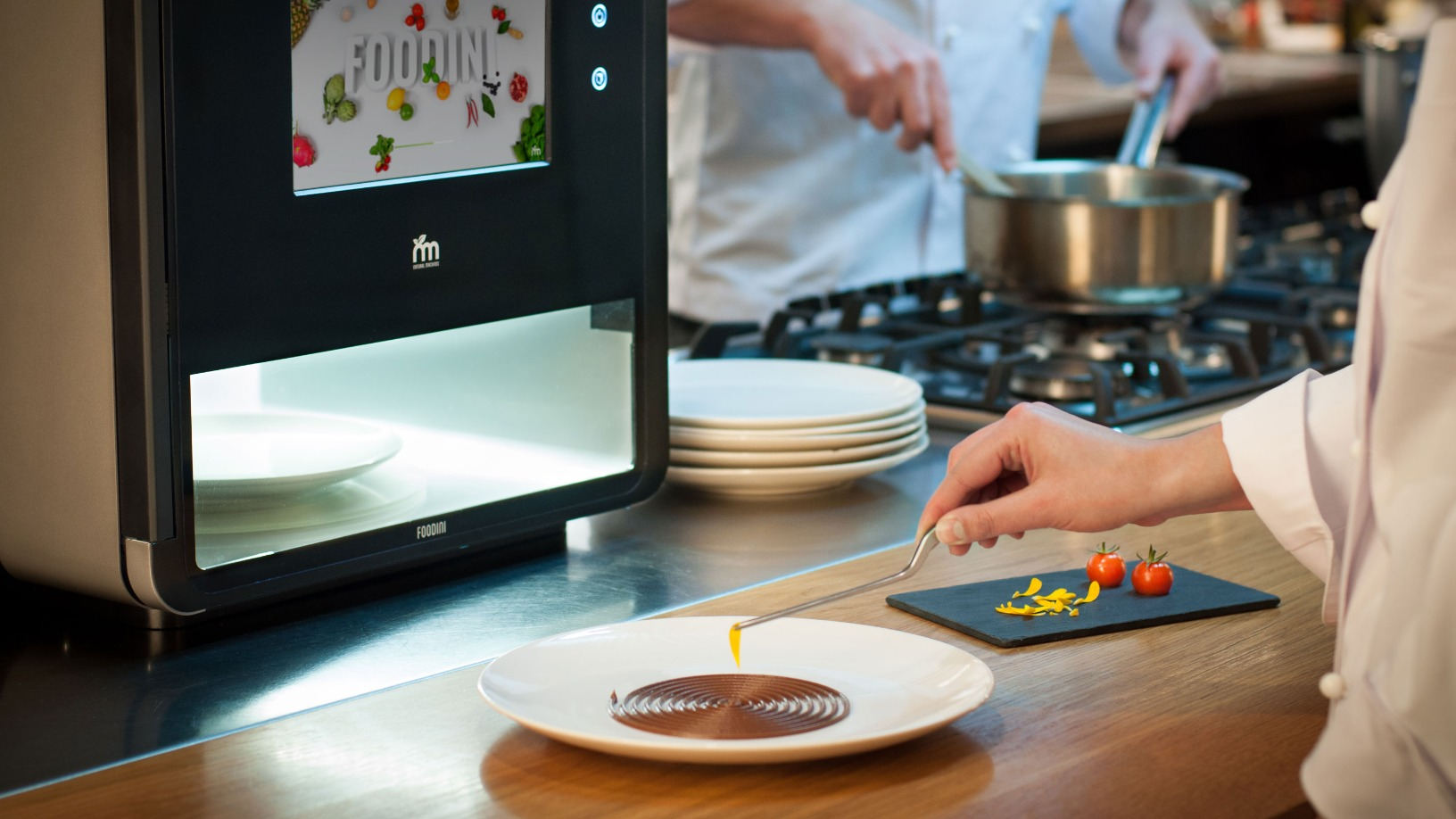 3D printing foodtech Natural Machines joins Euronext's pre-IPO training program