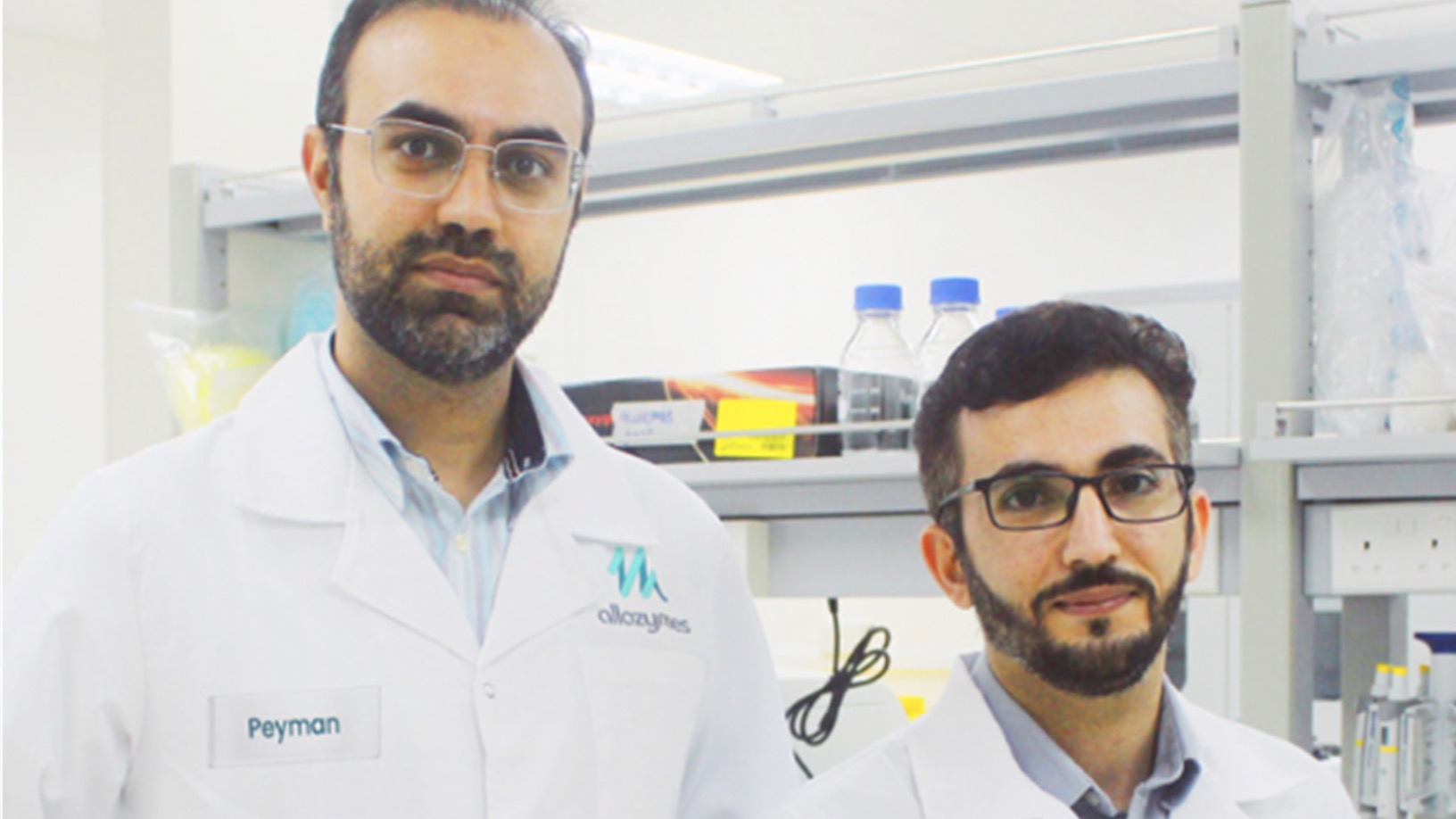 Allozymes wants to supercharge manufacturing with engineered enzymes