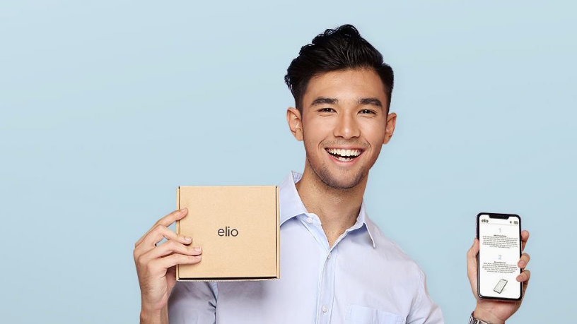 More Asian men are into skincare and health products, and Elio is here to help (discreetly)