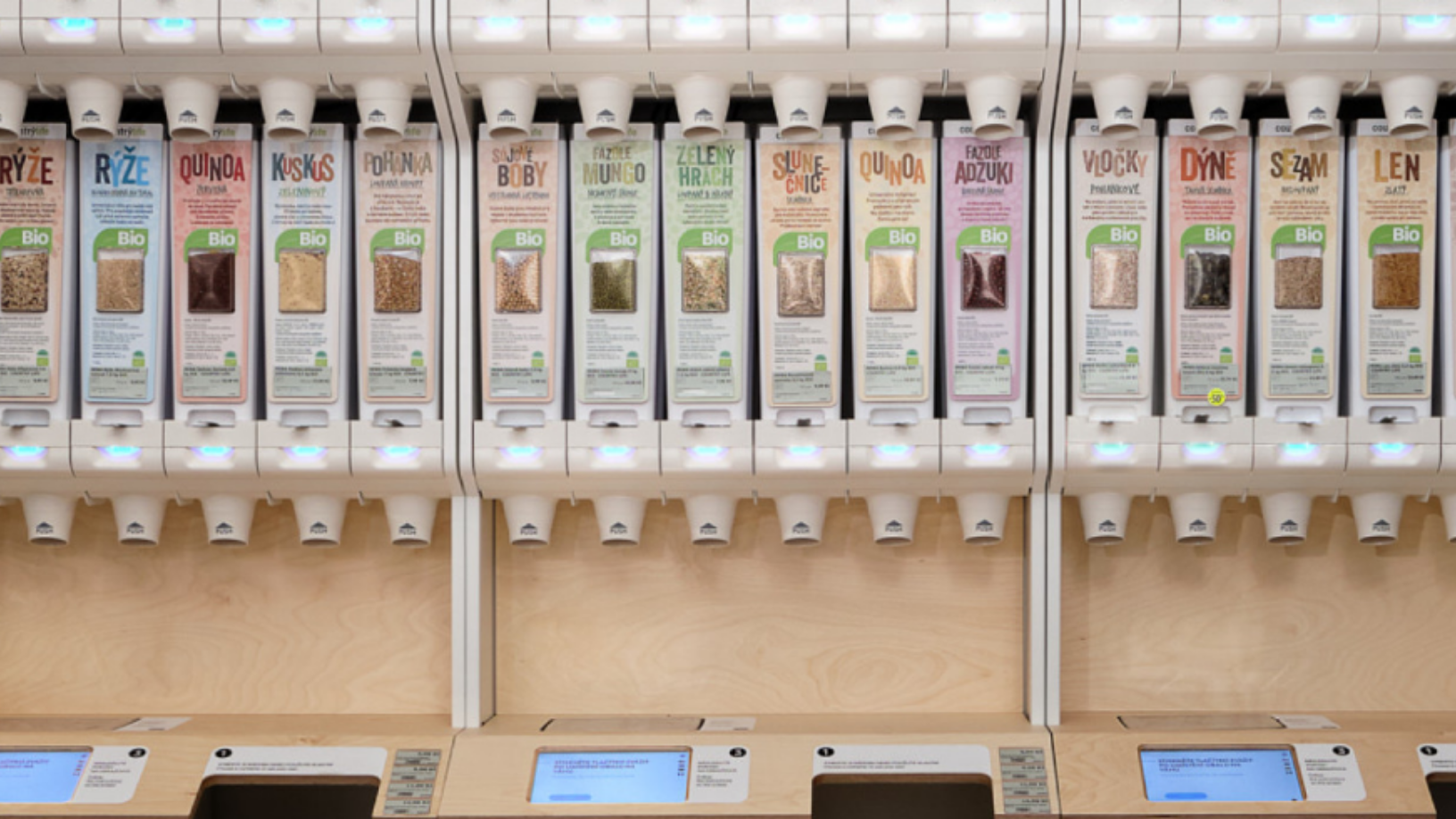 MIWA Technologies: Reducing food waste and packaging with smart refill vending system