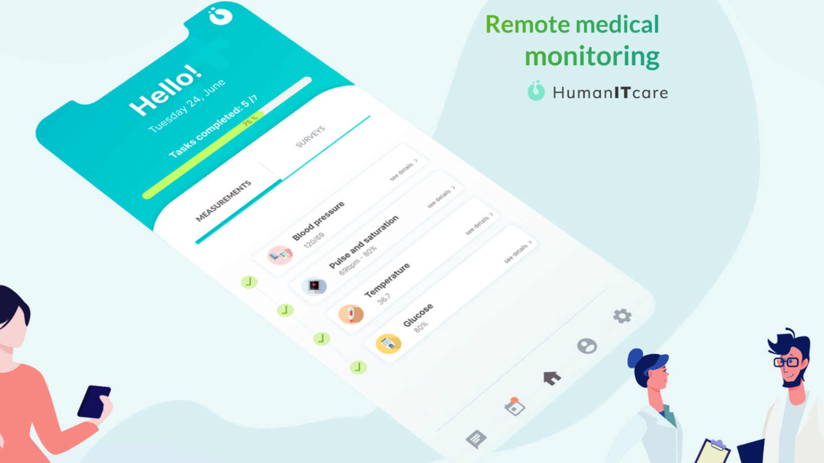 HumanITcare: Covid-19 spurs demand for telemedicine across Spain and beyond