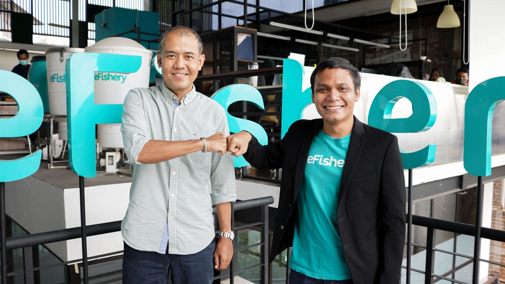 P2P lender Investree collaborates with eFishery to provide loans for aquaculture SMEs