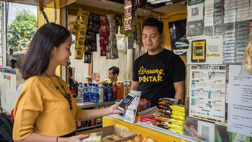 Warung Pintar: Creating a little place of happiness with smart kiosks