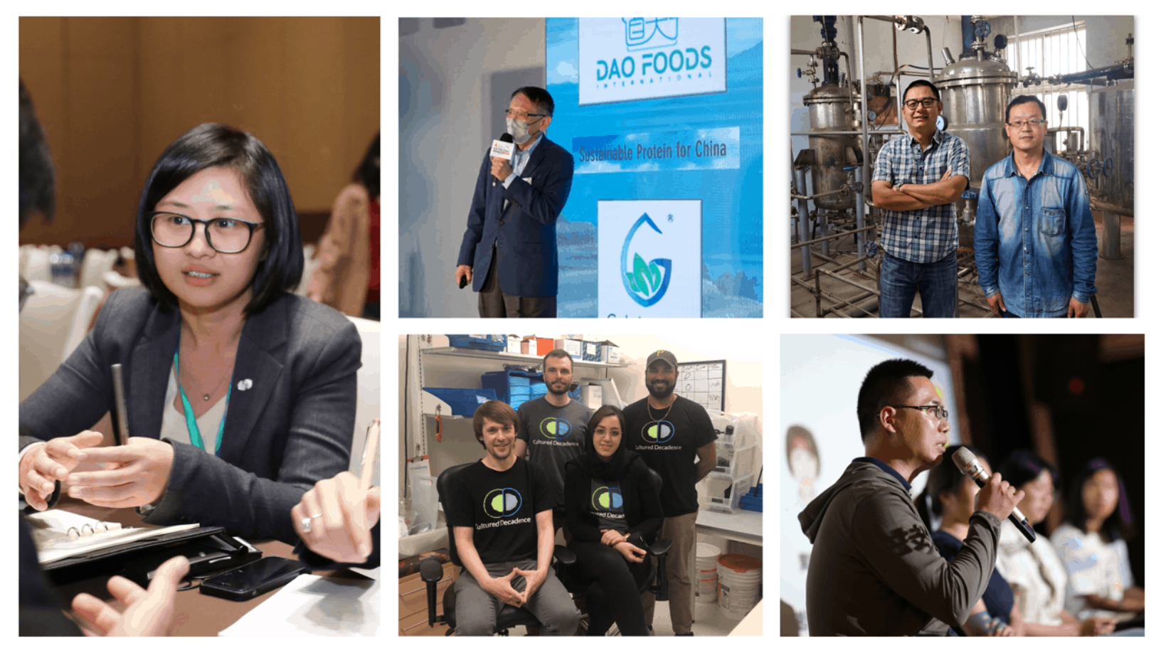 Dao Foods unfazed by China tech crackdown, says alternative proteins aligned with state goals